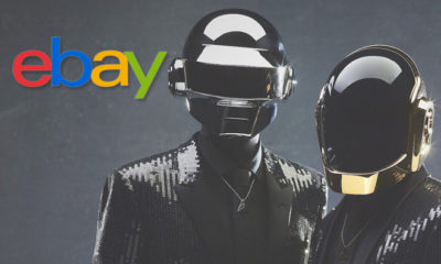 Mind Blowing Daft Punk Outfit Available On Ebay