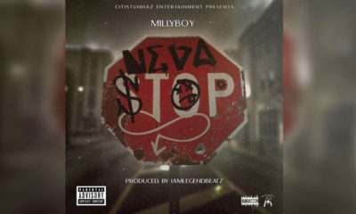 """BET's OneShot Contestant """"MillyBoy"""" With His Hit Single """"Neva Stop"""" Presented By Young Mogul Management"""