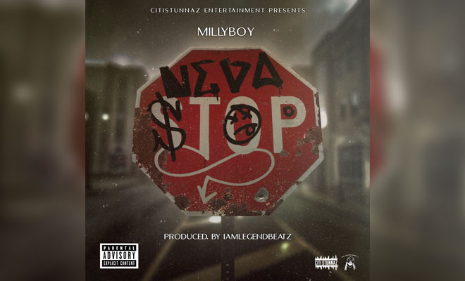 "BET's OneShot Contestant ""MillyBoy"" With His Hit Single ""Neva Stop"" Presented By Young Mogul Management"