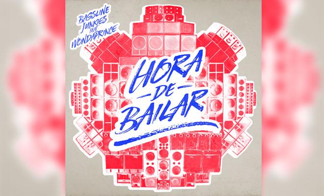 LISTEN: Bassline Junkies feat. Wonda Prince - Hora De Bailar