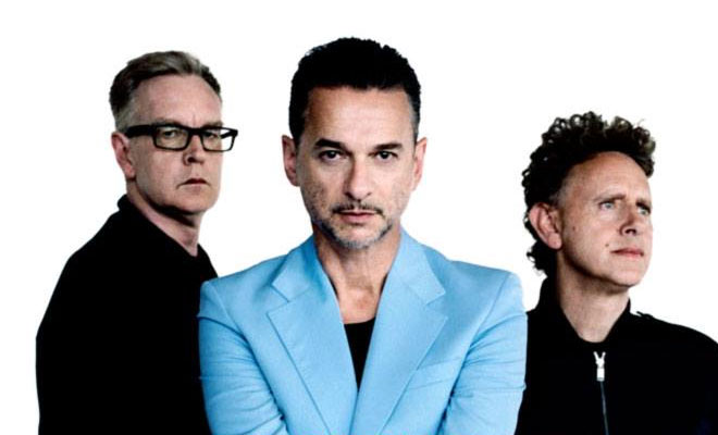 Depeche Mode Will Release New Album 'Spirit' In 2017