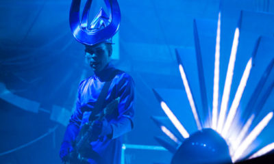 Empire Of The Sun's Performance On Later… With Jools Holland