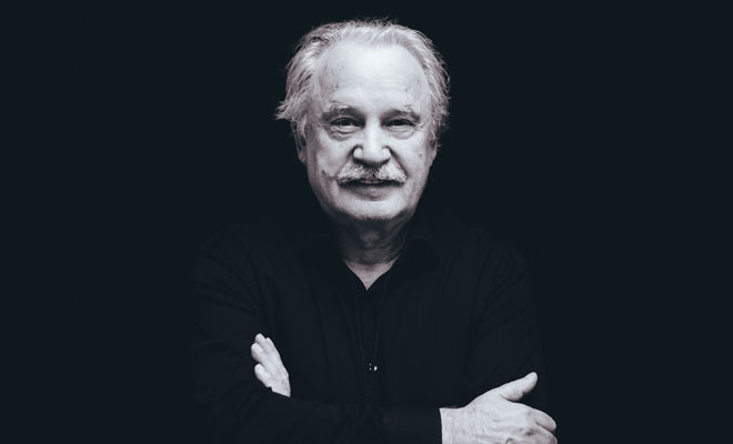 Giorgio Moroder Has Entered The Tron Universe