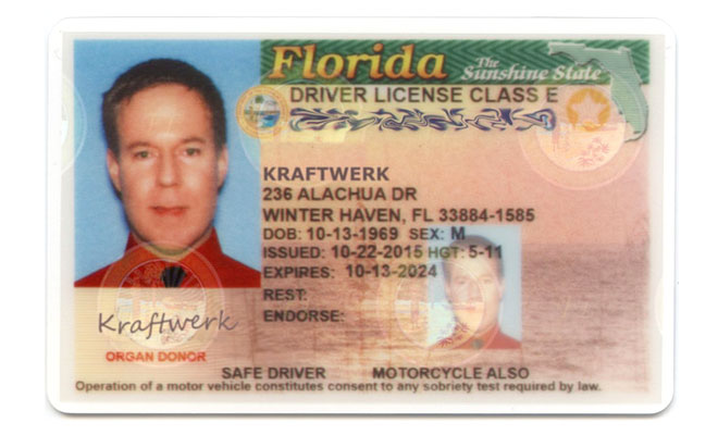 Unbelievable! Man Changes Name To 'Kraftwerk'