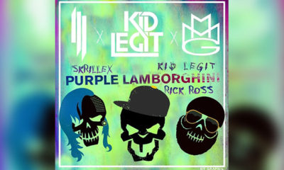 "Listen To Kid Legit's Incredible Remix Of Rick Ross & Skrillex's ""Purple Lamborghini"""