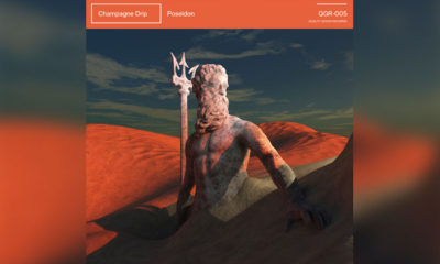 Champagne Drip Releases New EP 'Poseidon'