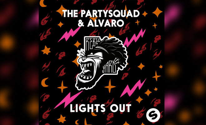 "The Partysquad's ""Lights Out"" To Lighten Every Party This Season"