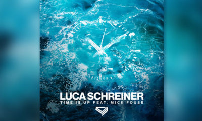 "Luca Schreiner Drops Infectious ""Time Is Up"" On Ultra"