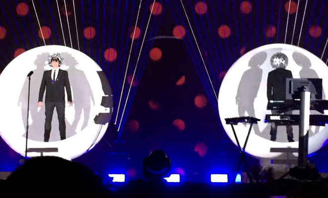 Free Preview Concert: Pet Shop Boys Super Tour 2016