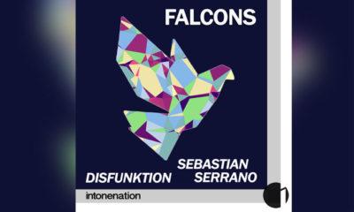 "Disfunktion and Sebastian Serrano Launch Progressive House Roller Coaster ""Falcons"""