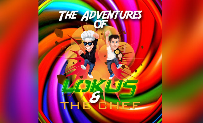 Lokus & The Chef Present Their Debut EP, The Adventures Of Lokus & The Chef