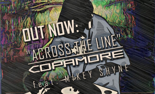 Copamore Debuts New Single at #3 On The iTunes Charts!