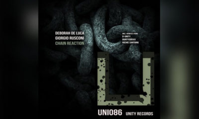 Deborah De Luca & Giorgio Rusconi - Chain Reaction (D-Unity Remix)