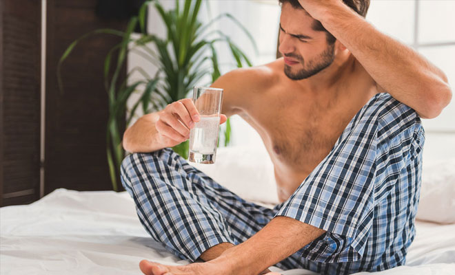 How To Get Rid of Hangover In 5 East Steps?