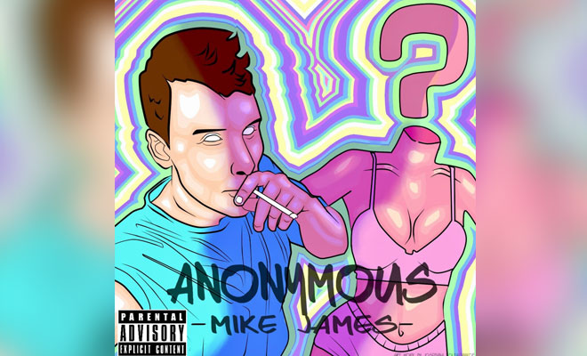 The Newest Track From Boston Rapper Mike James