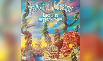 Liquid Stranger's New EP Is Absolutely Weird, but Decidedly Wonderful