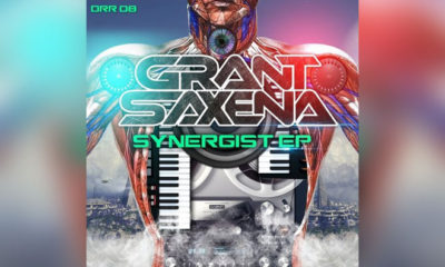 Grant Saxena Delivers New EP 'Synergist' — LISTEN