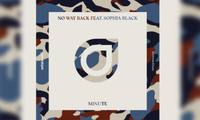 """No Way Back Teams Up With Sophia Black For """"Minute"""" On Enhanced Recordings"""