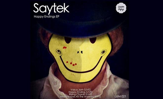 Saytek - Happy Endings EP Out Now!