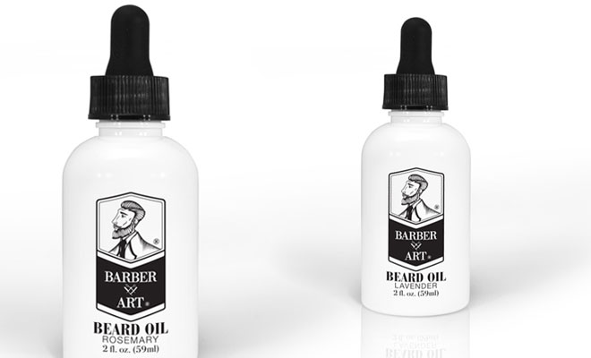 Why Barber Art Beard Oil is the Best Moisturizer You're Not Using