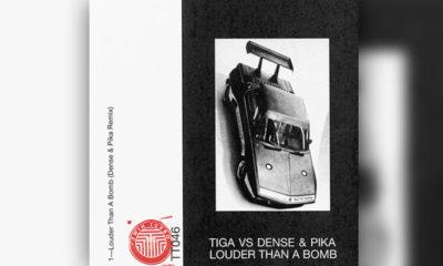 Stream In Full: Tiga - Louder Than A Bomb (Dense & Pika Remix)