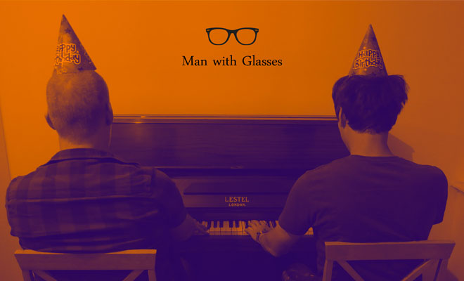 Interview | Questions And Answers With Man With Glasses