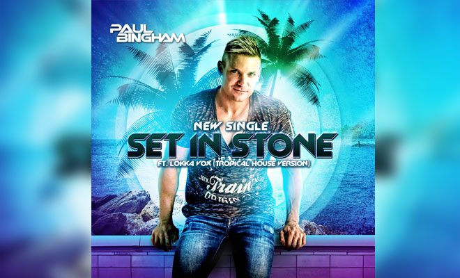 Stream The First Single From Paul Bingham's New Album, 'Electric Summer'