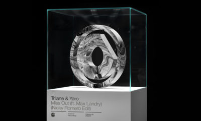 """Trilane & Yaro's """"Miss Out"""" Receives Nicky Romero's Edit [Protocol]"""