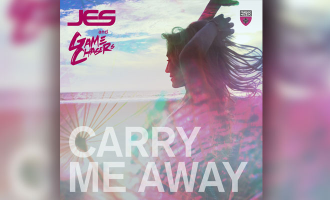 "Bliss Out With JES's Dreamy New Track ""Carry Me Away"""
