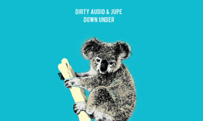 "Dirty Audio & Jupe Give Away Hard-Hitting Track ""Down Under"" As Free Download"