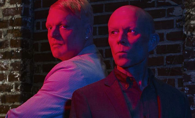 "Erasure Return With Lyric Video For ""Love You To The Sky"""