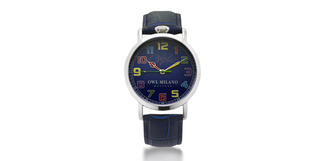 own milano watches
