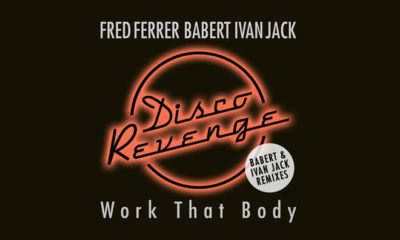 Fred Ferrer, Babert, Ivan Jack - Work That Body (Babert Remix)