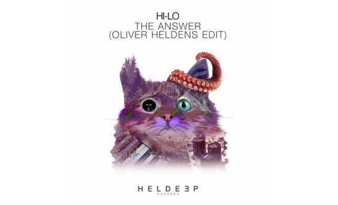 LISTEN NOW: HI-LO - The Answer (Oliver Heldens Extended Edit)