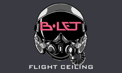 "B-Let Shares His First Song Of 2017, ""Flight Ceiling"""
