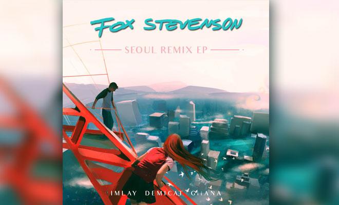 Fox Stevenson Releases 'Seoul Remix' EP