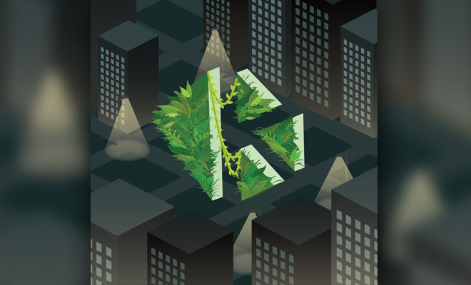 """KREACH Release Free Mp3 Download Of """"Downtown Jungle"""""""