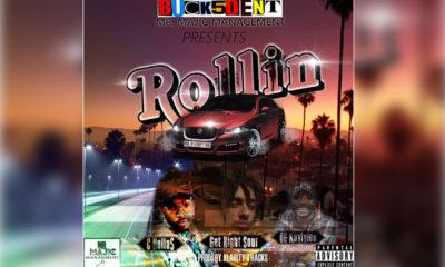 "Buck50ent Present The New Hip-Hop Single ""ROLLIN"""