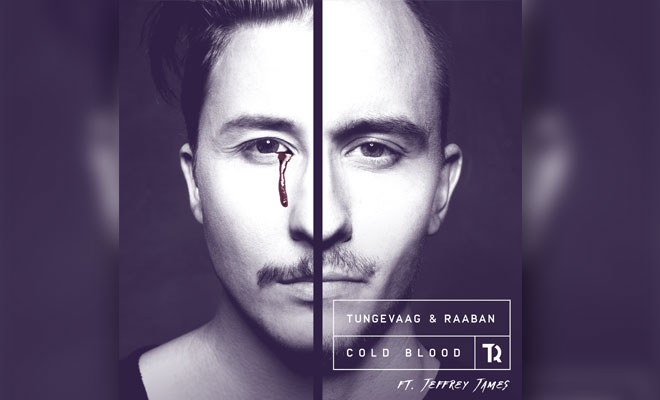 "Tungevaag & Raaban Team Up With Jeffrey James For ""Cold Blood"""
