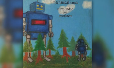 """Watch Mechanical Hands' Music Video For """"Jellyfish"""""""