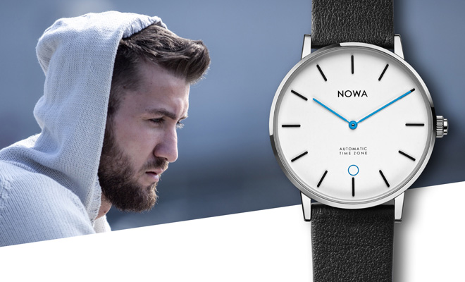 NOWA Shaper – A Must Have Elegant & Classic Hybrid Smart Watch