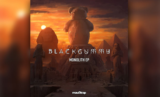 "BlackGummy Lays On The Intrigue With Multifaceted ""Monolith"" EP On Mau5trap"