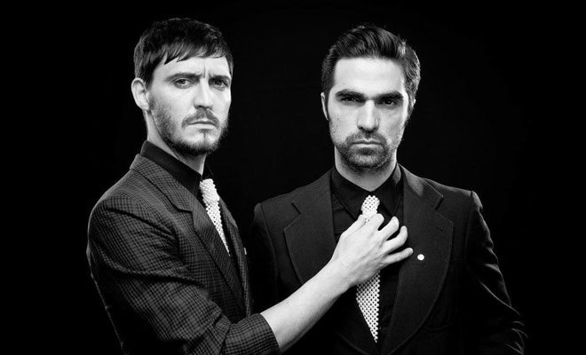 How Is CHINOI The Weirdest Electro-Coldwave French Duo?