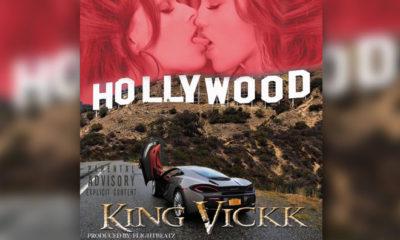 "King Vickk Unveils Hip-Hop Song About ""Hollywood"""