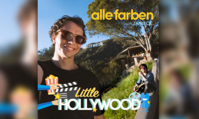 "Alle Farben & Janieck Release Club & Extended Mixes Of ""Little Hollywood"""