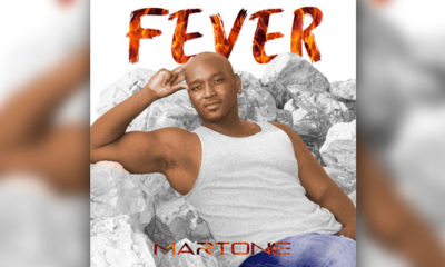 "Martone Covers Little Willie John's ""Fever"""