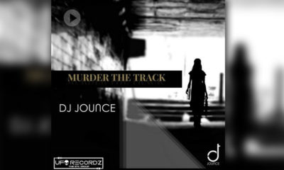 "DJ Jounce Is Back With House Vibes, Check Out ""Murder The Track"""