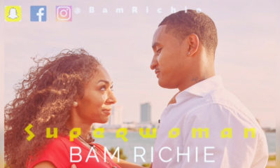 "Bam Richie Found His ""SuperWoman"" In New Music Video"