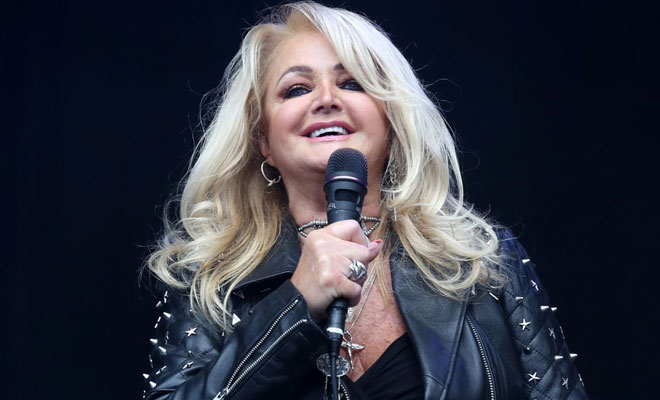 "Watch Bonnie Tyler Perform ""Total Eclipse Of The Heart"" During The Solar Eclipse"