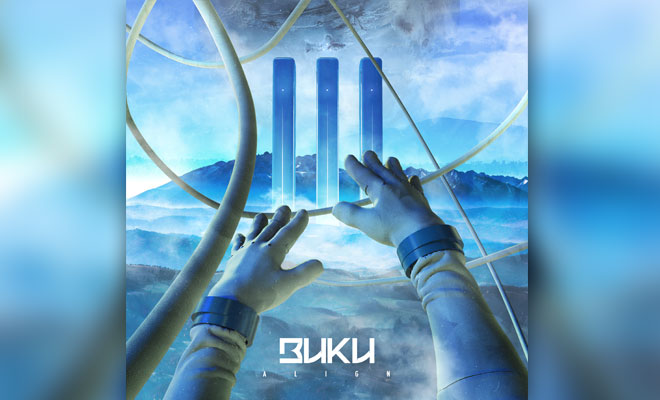 """Buku Releases a New Track """"Align"""" as a Free Download"""